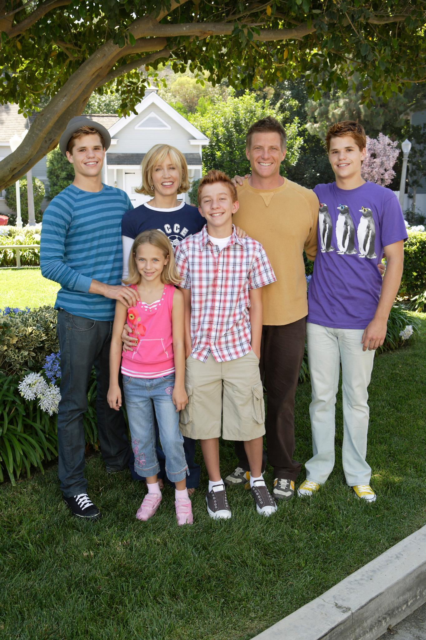 "Familie Scavo aus ""Desperate Housewives"""