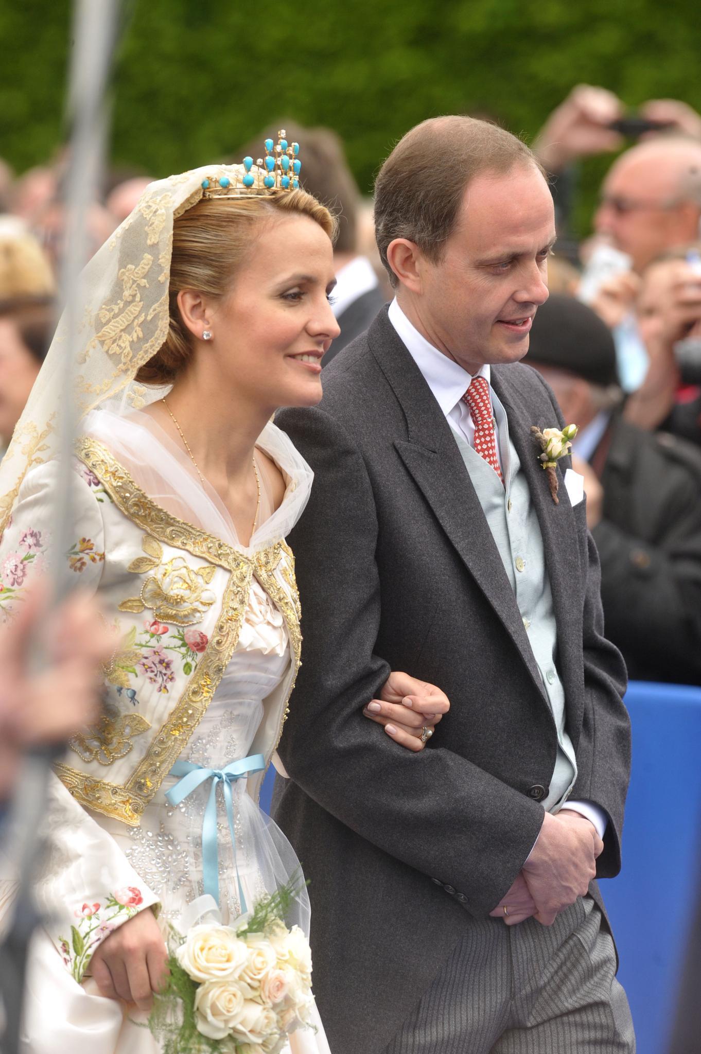 Prinzessin Philomena, Prinz Jean