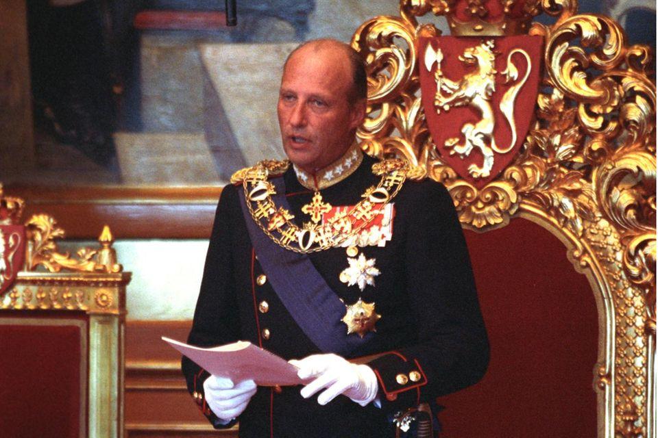 König Harald