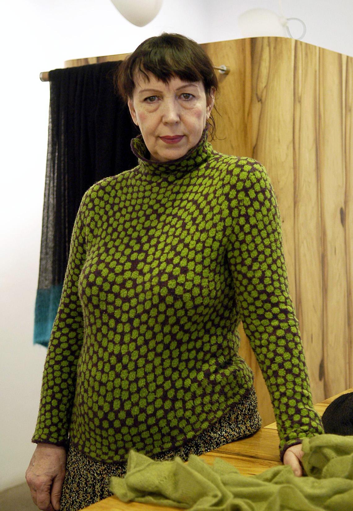Freundin aus Berlin: Modedesignerin Claudia Skoda, 71