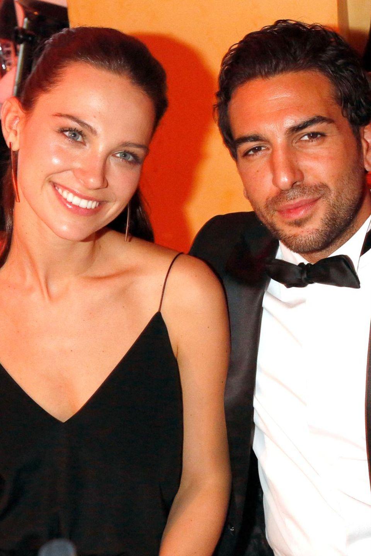 Elyas M'Barek, Freundin Julia