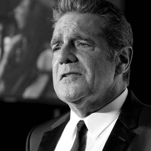 Glenn Frey bei einer Zeremonie der Rock and Roll Hall of Fame im Barclay Center in Brooklyn 2014.