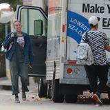 Der Foto-Beweis: Miley Cyrus zieht zu Liam Hemsworth