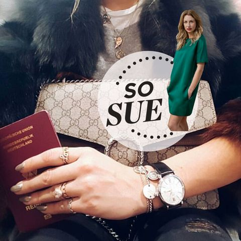 So Sue - Auf nach Berlin