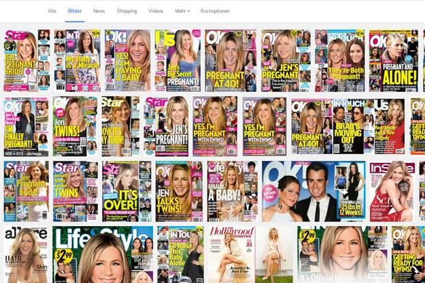 Jennifer Aniston: Wieder mal schwanger