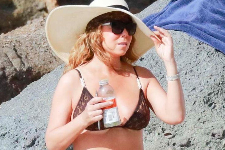 Mariah Carey: Bikini-Foto ohne Photoshop | GALA.de
