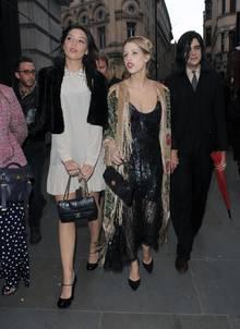 Im Mai 2013 sind sie noch zu dritt unterwegs: Daisy Lowe, Peaches Geldof und Thomas Cohen.