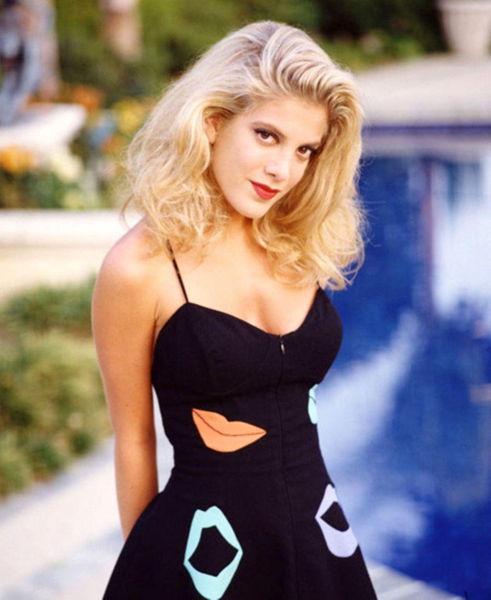 """Auch Tori Spelling alias Donna Martin hat in """"90210"""" zumindest einen Gastauftritt"""