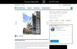 Bradley Cooper + Irina Shayk: Derzeit wohnen Bradley und Irina noch in diesem Gebäude.
