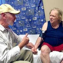 Gunter Gabriel und Dr. Bob
