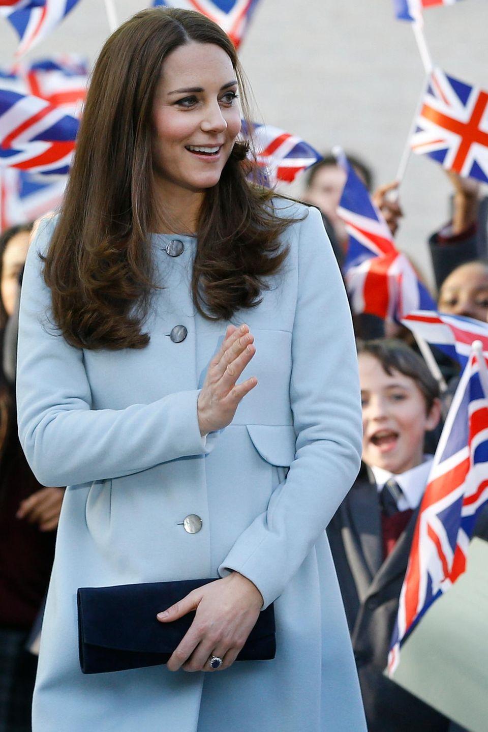 Herzogin Catherine (*1982), Prinzessin des Vereinigten Königreichs und die Ehefrau von Prinz William