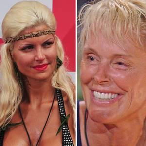 Sophia Wollersheim + Brigitte Nielsen