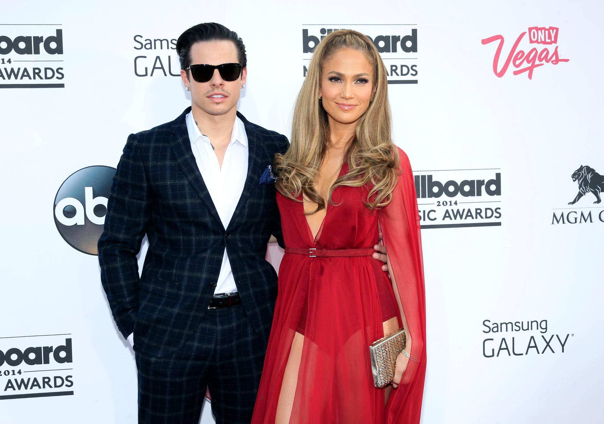 Casper Smart, Jennifer Lopez