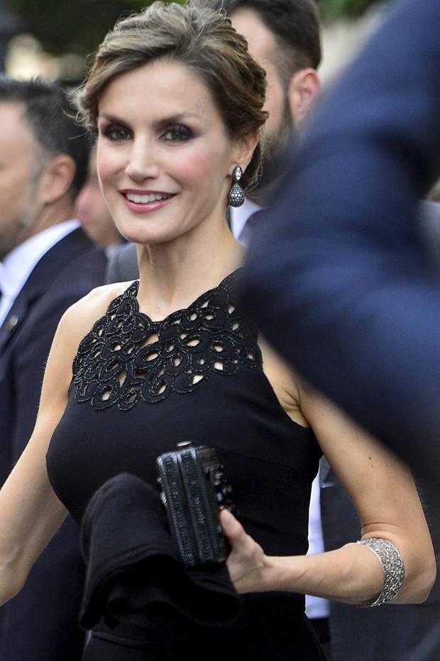 Königin Letizia Von Spanien Steckbrief News Und Bilder Galade