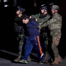 """Joqauín """"El Chapo"""" Guzmán"""