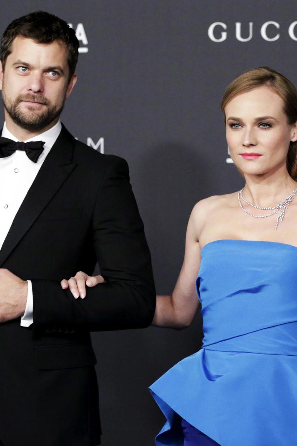 Joshua Jackson, Diane Kruger