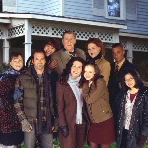 """Die Hauptdarsteller der Erfolgsserie """"Gilmore Girls"""""""