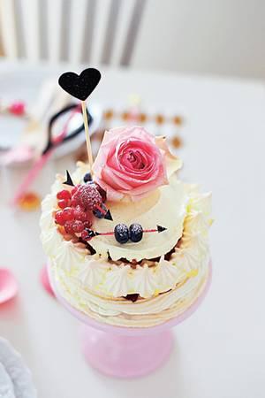 Pavlova-Torte