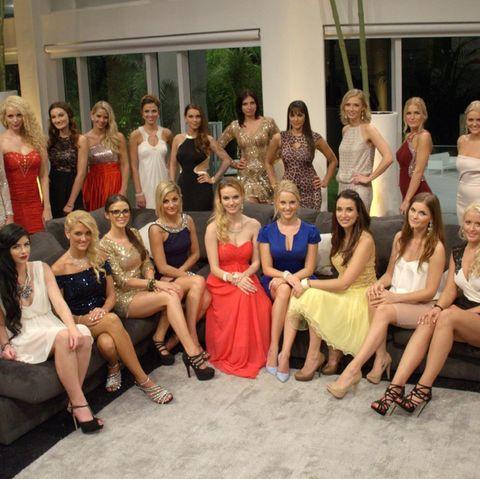 """Die """"Bachelor""""-Kandidatinnen 2016"""