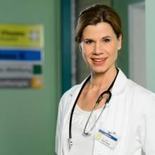 Alexandra Seefisch als Dr. Anne Loewer
