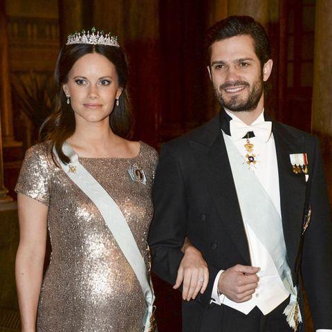 Prinzessin Sofia + Prinz Carl Philip von Schweden