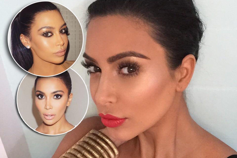Kim Kardashian + Sonia Ali + Kamilla Osman
