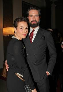 Noomi Rapace, Jack Guiness