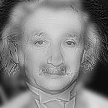 Albert Einstein oder Marilyn Monroe?