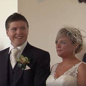 Niall Donnelly: Dieser Bräutigam stiehlt der Braut die Show