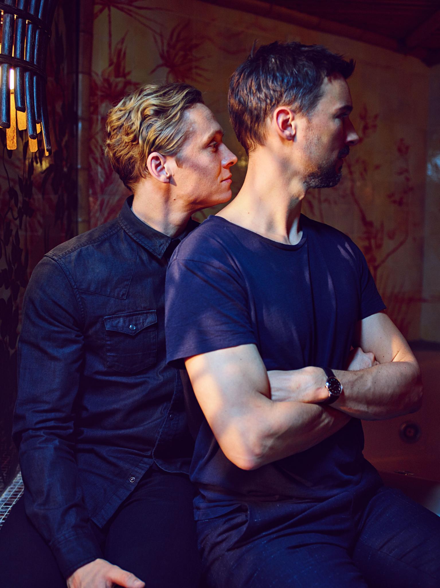 Guter Stil, gute Haltung, guter Film: Matthias Schweighöfer und Florian David Fitz sind ein harmonisches Duo