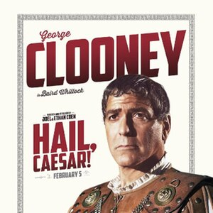 "George Clooney in ""Hail Caesar"""