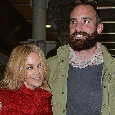 Kylie Minogue, Joshua Sasse