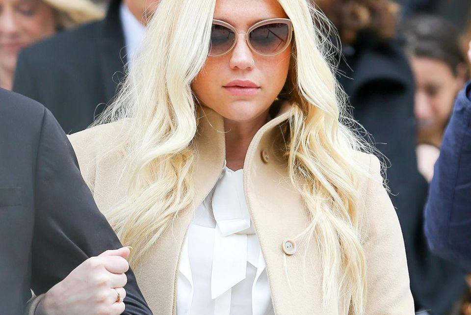 Kesha nach dem Prozess