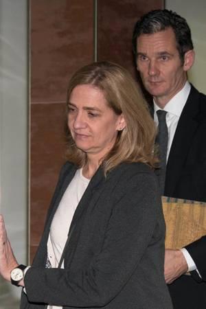 Prinzessin Cristina von Spanien, Inaki Urdangarin
