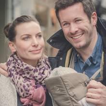 Julia, Nicholas und Jan Hartmann