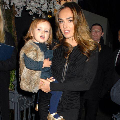 Wie die Mutter so die Tochter - Tamara Eccelstone und Sophia sind immer topgestylt