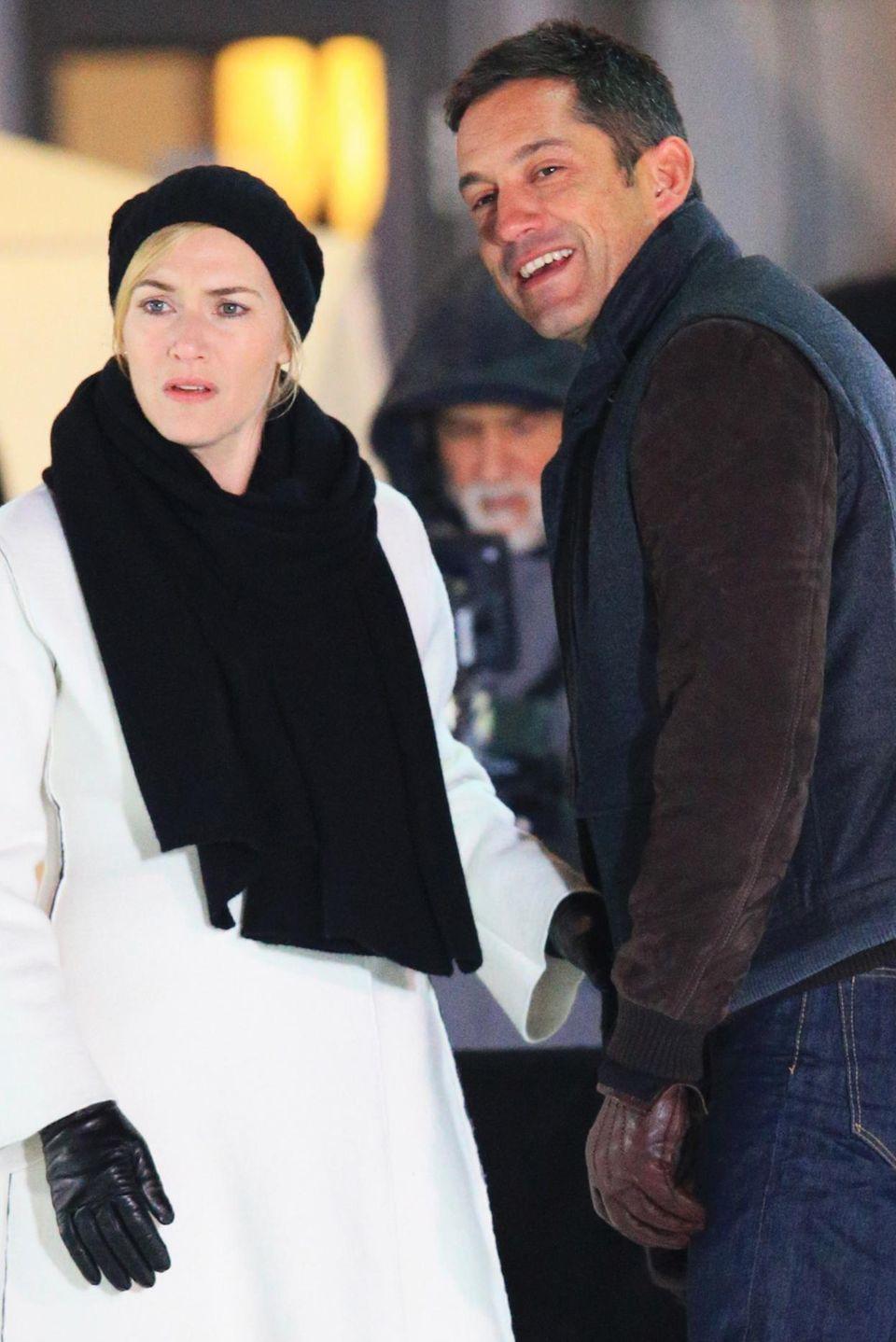 Kate Winslet + Enrique Murciano