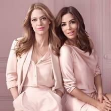 Heike Makatsch und Eva Longoria als Markenbotschafterinnen von L'Oréal Paris