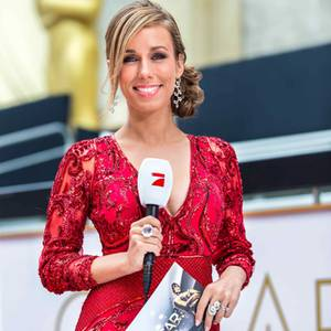 Annemarie Carpendale bei den Oscars 2016