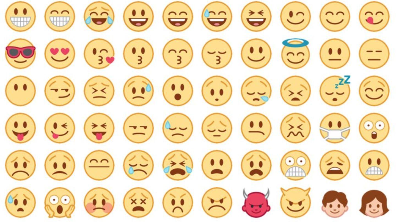 Drei emojis herzen bedeutung 🥰 lächelndes