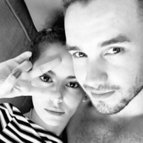 Cheryl Cole + Liam Payne