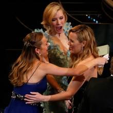 Brie Larson, Kate Winslet, Cate Blanchett