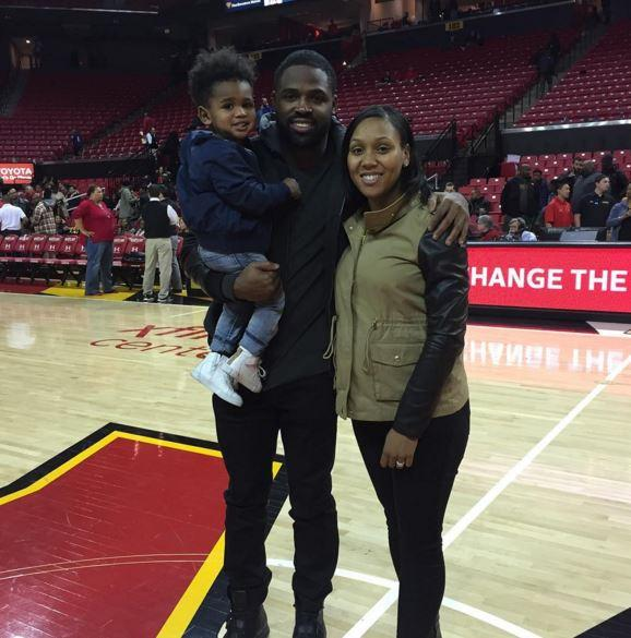 Torrey Smith, Chanel Smith, Sohn TJ