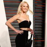 Obwohl Jennifer Lawrence in diesem Jahr keinen Oscar mit nach Hause nehmen kann, hat sie auf der After Party gut Lachen.