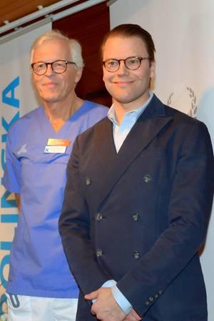 Lennart Nordström, Prinz Daniel