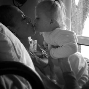 Joey Feek mit ihrer Tochter Indiana