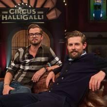 Circus Halligalli, Joko Winterscheidt, Klaas Heufer Umlauf