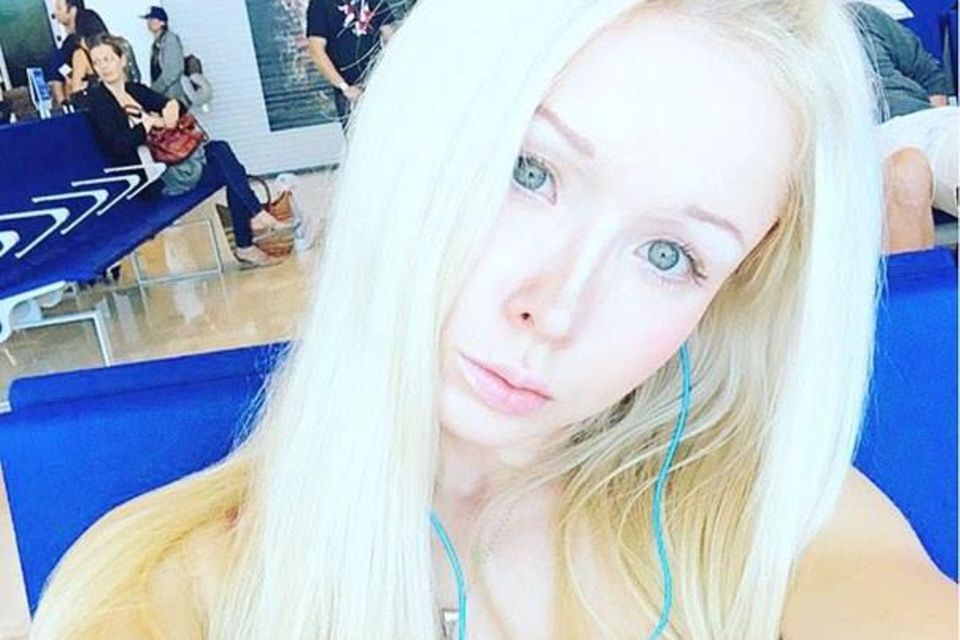 "Valeria Lukyanova: Typveränderung der ""Real Life Barbie"""