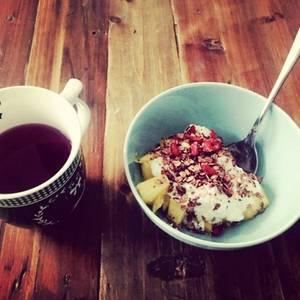 monica ivancan postet ernährungstipps auf instagram