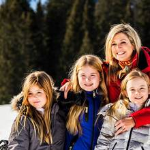 Königin Máxima, Prinzessin Alexia, Prinzessin Amalia, Prinzessin Ariane